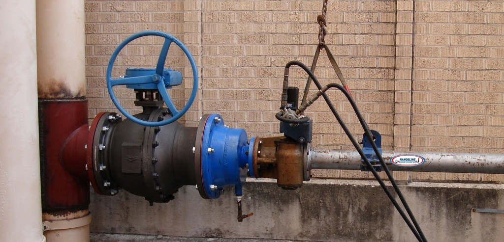 Mechanical Hot Tap Rangeline Tapping Services