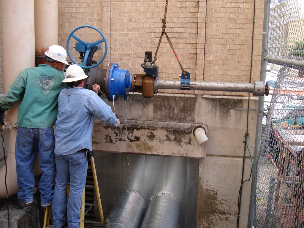 Hot Tapping Rangeline Tapping Services