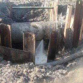 PCCP Emergency Leak Repair 1
