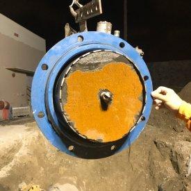 Concrete Wet Tap 16