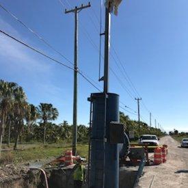 Concrete Line Stops 22