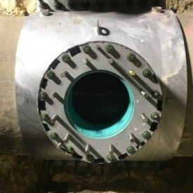 Concrete Wet Tap 11